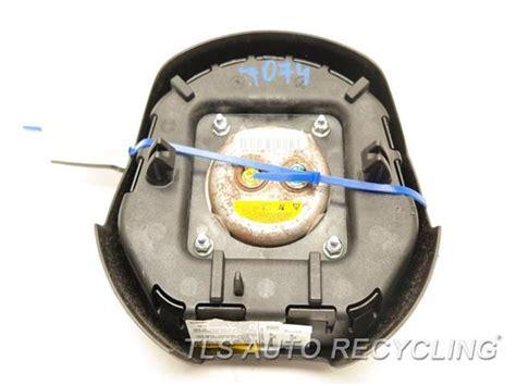 2011 chevrolet camaro air bag 92237116 used a grade