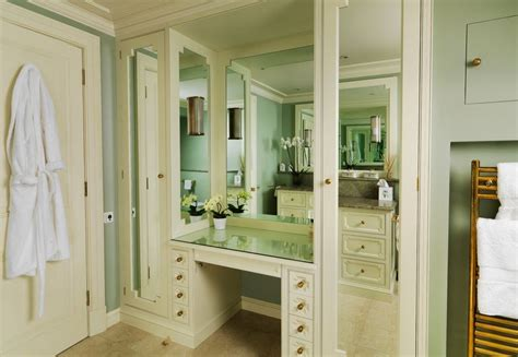 dressing table in bathroom dressing tables with mirrors reflect the beauty of the d 233 cor