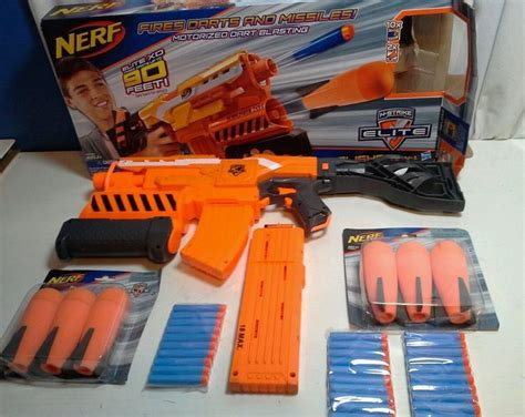 Nerf Elite Darts By Nerf Paradise best 25 nerf guns images on weapons guns