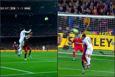 fotos del real madrid ofendiendo al barcelona barcelona vs real madrid el madrid se sobrepone a un gol