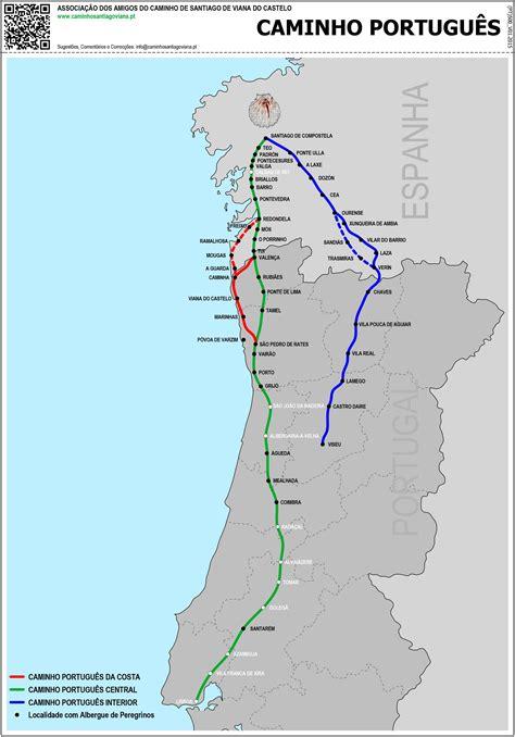camino portugues caminho portugu 234 s de santiago bem vindo