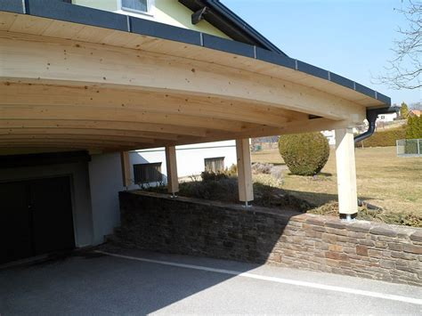 Carport Holzkonstruktion by Carports
