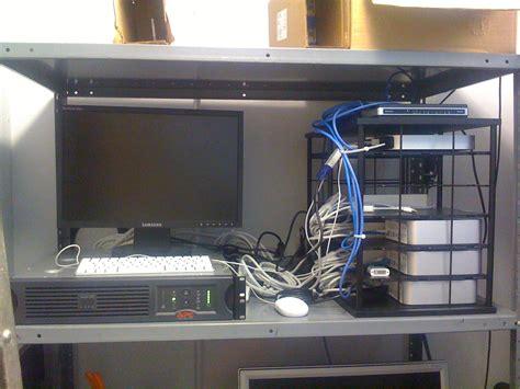 mini server rack cabinet review rubbermaid 12 slot organizer as a mac mini server