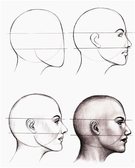 How To Draw A Realistic Person