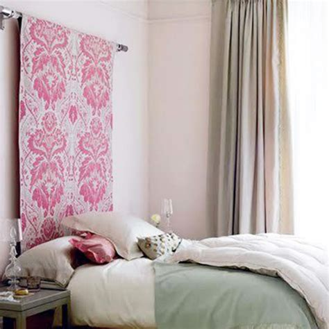simple headboard ideas show your bed some love 13 easy diy headboard ideas