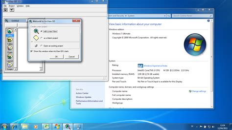 cara instal windows 7 ultimate 64 bit di laptop pc t3ctona cara install arcview 3 3 di windows 7 64 bit