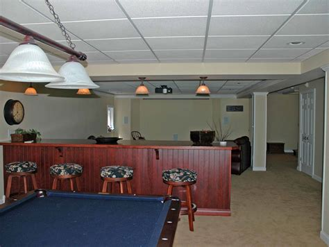basement ceiling cost decor tips basement remodeling costs with pool table and pendant lights also basement ceiling