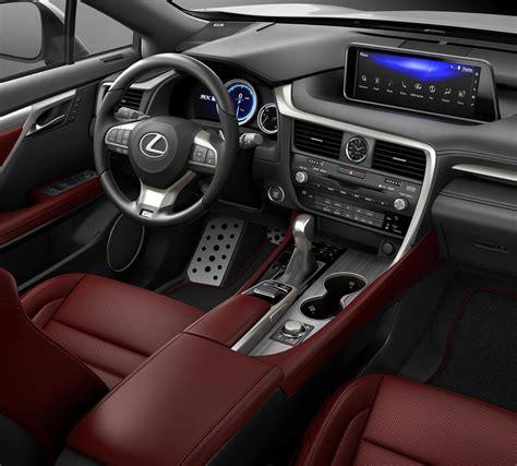 lexus white interior ultra white 2017 lexus rx 350 f sport alexandria