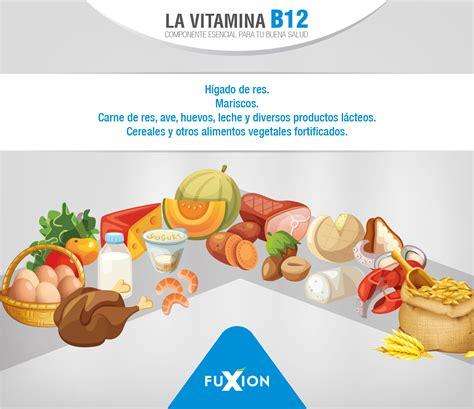 la vitamina  aliado fundamental  tu organismo blog fuxion