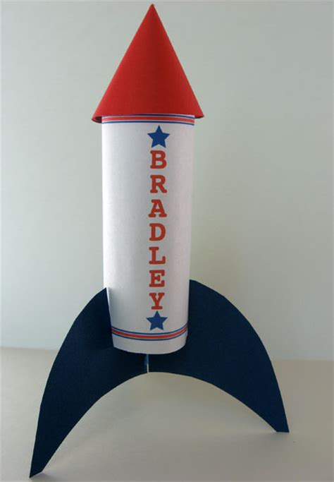 Handmade Rockets - and the rocket s glare happy home