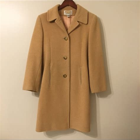 camel colored coat womens talbots camel colored winter coat from cynthia s closet