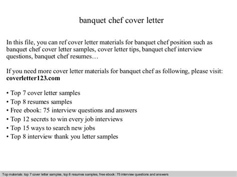 13 culinary cover letters free sample resumes