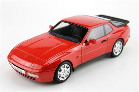 Porsche 944 Turbo S by Ls Collectibles Porsche 944 Turbo S 1 18 Rot Ls023b