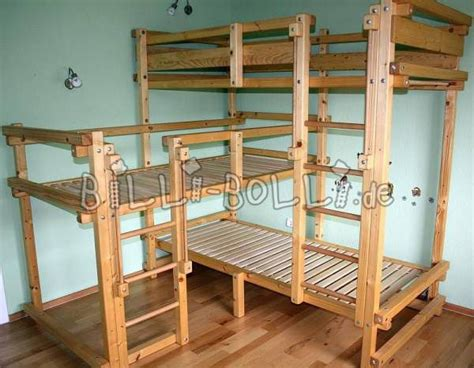 bunk bed for 3 17 best ideas about corner bunk beds on pinterest boy