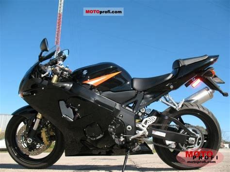 2004 Suzuki Gsxr 600 Specs Suzuki Gsx R 600 2004 Specs And Photos