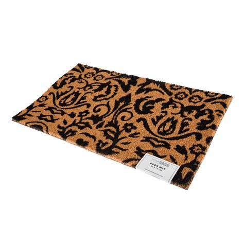 Coir Outdoor Mats by Novelty Coir Door Mat Heavy Duty Indoor Outdoor Floor Entrance Doormats Ebay
