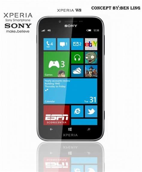 sony w8 19 fone sony xperia w8 features 5 inch display windows phone 8