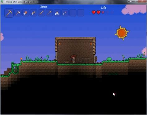 how to build a house in terraria dragonchasers 187 terraria your first house