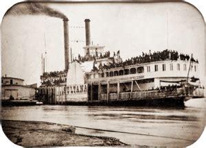 boat sinking memphis sultana steamboat wikipedia