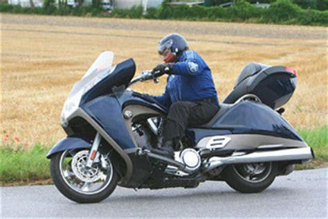 Victory Motorräder österreich by Victory Vision Tour Testbericht