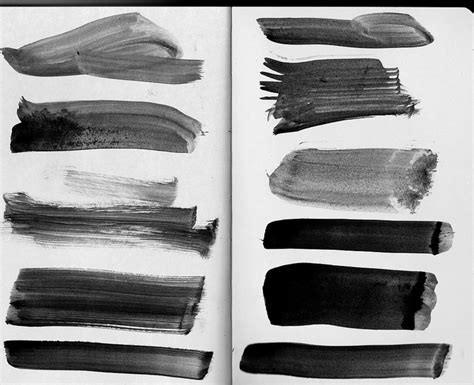 black paint swatch 17 best images about paint swatches on pink watercolor watercolour and brushes