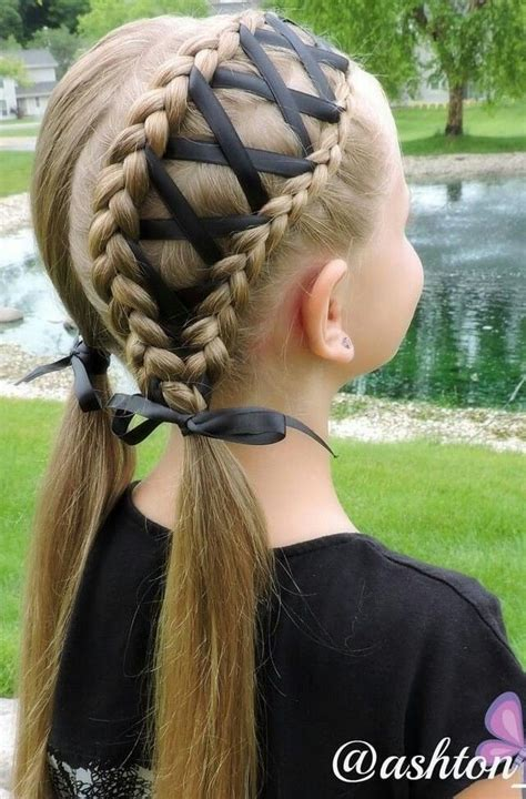 Halloween Hairstyles For Toddlers | 17 best images about hairstyles for kids on pinterest