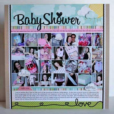 Baby Shower Scrapbook Pages by 25 Best Ideas About Pregnancy Scrapbook On