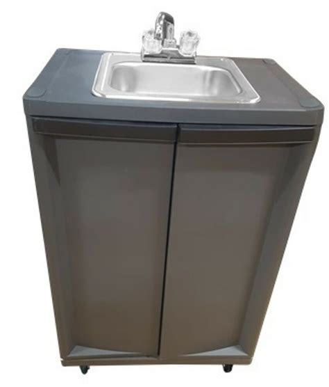 What Is A Self Sink by Single Compartment Self Contained Portale Sink Pse 2001