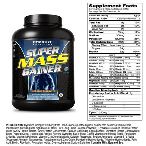Suplemen Dymatize Mass Gainer dymatize mass gainer save 15 15 rrp