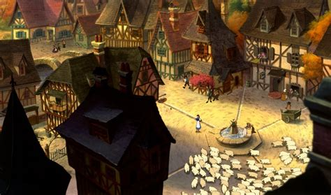 beauty and the beast town 6 magical disney inspired places that really do exist