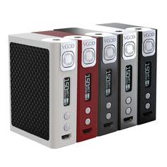 Vgod Box 150 Watt connect with us at vape easy and find our collection