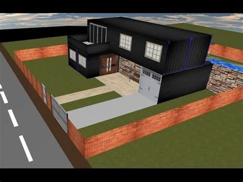 3d Shipping Container Home Design Software Free Shipping Container House Design Project