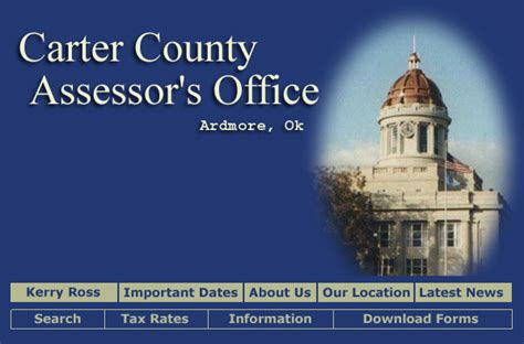 County Assessor S Office by County Assessor S Office