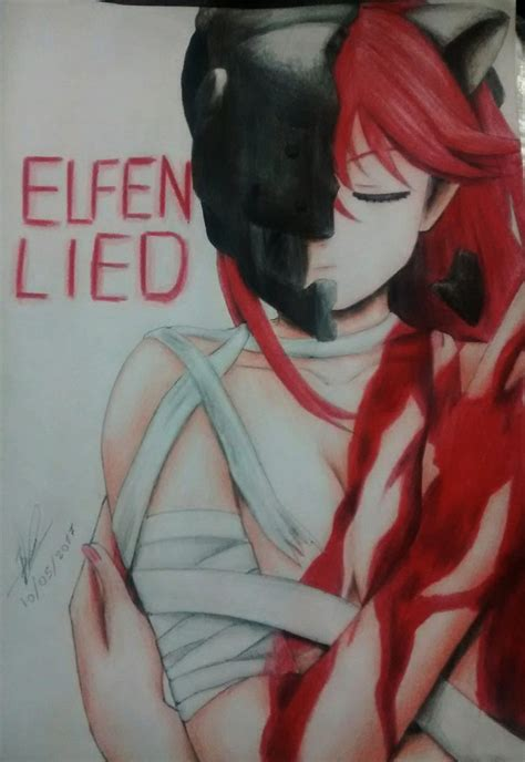 elfen lied buy elfen lied by bryanntx on deviantart