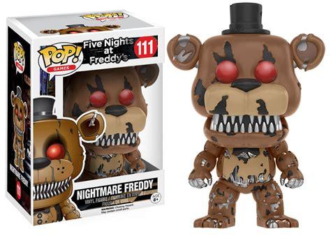 Funko Pop Five Nights At Freddys Golden Freddy Exclusive five nights at freddy s pop bonecos funko da s 233 rie de videogames 171 de brinquedo