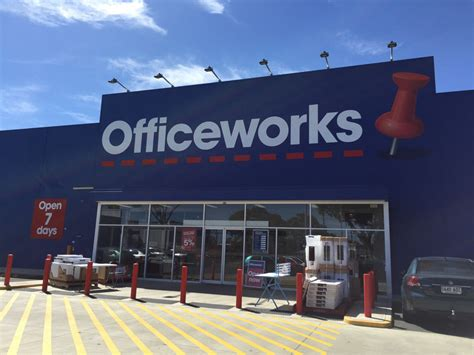 officeworks in mitchell park adelaide sa office equipment retailers truelocal