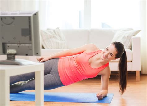 5 benefits of working out at home