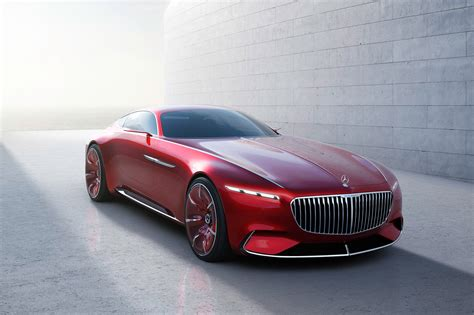 future mercedes vision mercedes maybach 6 concept stuns at pebble beach