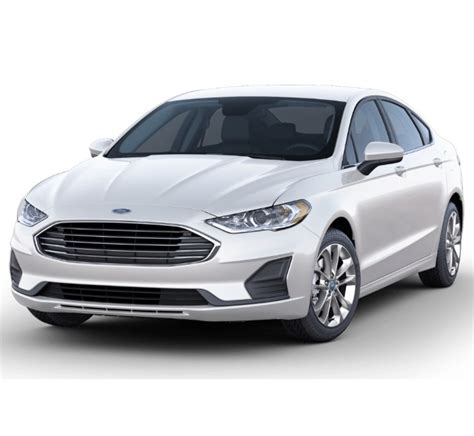 2019 Ford Colors by 2019 Ford Fusion Colors W Interior Exterior Options