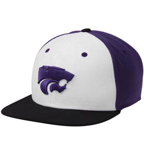 nike kansas state wildcats true authentic baseball hat