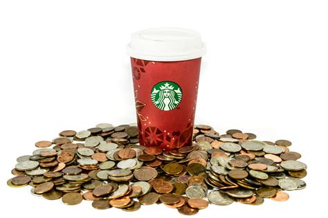 How Much Money Is On My Starbucks Gift Card - how my starbucks latte habit was costing me 2 971 a year