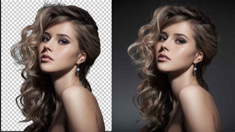 photoshop cs5 tutorial cutting out hair how to cut out hair background in photoshop photoshop
