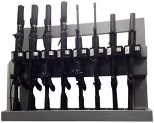 leid products smartrail gun rack leid products