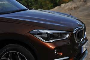 bmw x1 standard equipment