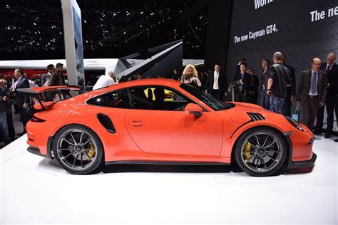 which porsche is the fastest porsche s new 911 gt3 rs is the fastest 911 around
