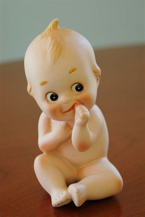 bisque kewpie doll collectible porcelain bisque kewpie doll by