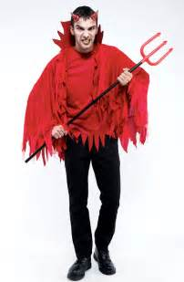 Princess Party Decor Unisex Red Devil Cape Accessories Amp Makeup