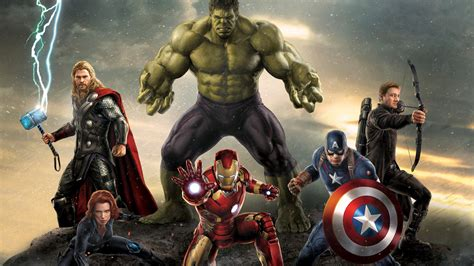 Avengers Wallpapers   HD Wallpapers   ID #14765