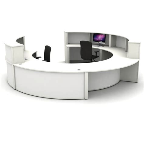 Modular Reception Desk Modular Reception Desk Circular Reception Counter Reception Pod