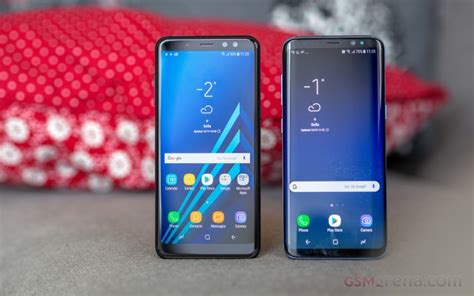 Samsung A8 Review Samsung Galaxy A8 2018 Review Gsmarena Tests